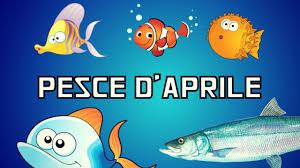 Pesce d'aprile: scherzi che divertono i bambini