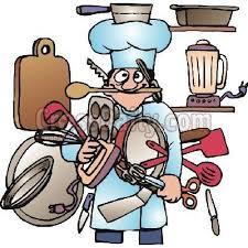 Kitchen Duty | Clipart Panda - Free Clipart Images