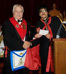 Ill. Bro. Ivan Harris, Ottawa Valley Scottish Rite - DeMolay Ottawa
