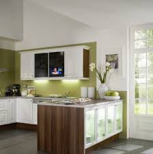 smart touch screen kitchen tv