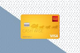 wells fargo cash wise visa review easy