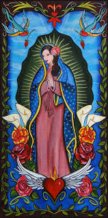 Our Lady of Guadalupe by Melody Smith | Etsy