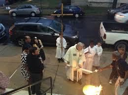 St. Elizabeth Catholic Church Blog: Holy Saturday 2017 with ...