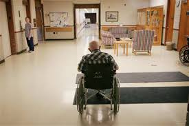 State nursing homes have COVID-19 infection rates of as high as 61%