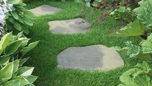 how to lay stepping stones laying a