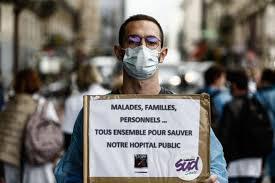 Crise de l'hôpital public : « Chaque jour, j'ai des infirmières ...