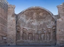 Tivoli - Villa Adriana (Hadrian's Villa) | Hall of the ...
