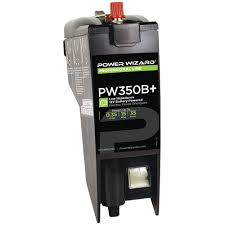 Power Wizard D Cell 12v Battery Fence Charger Plus 0 35 Joule Ramm Horse Fencing Stalls