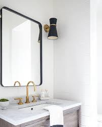 rectangle bathroom mirror home design