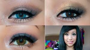 cute makeup ideas for hazel eyes