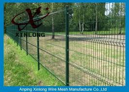 green wire fence panels fence green