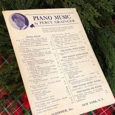 british folk settings sheet