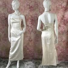 ivory pencil party wedding dress size
