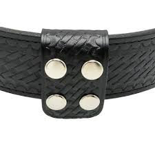 perfect fit double wide police belt