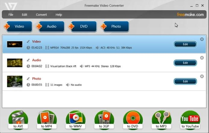 Image result for Freemake Video Converter Pro 2020 Crack""
