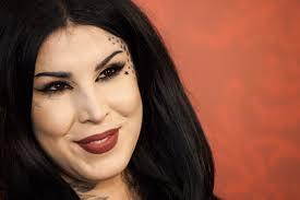 makeup queen kat von d is anti vaer
