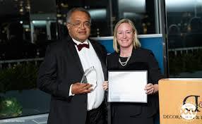 Professor Benjamin Davis Receives the ArbitralWomen Champion for ...