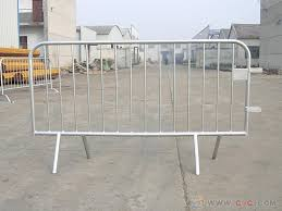 Galvanized 42micron Temporary Steel Metal Construction Road Safety Barricades Rental Purchasing Souring Agent Ecvv Com Purchasing Service Platform