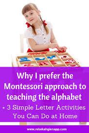 montessori approach to teaching