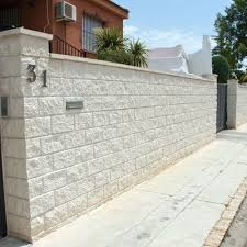 Fences Types Of Fences And Fence Trends 2019 In 2020 Building A Fence Concrete Fence Wall Brick Fence