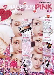 make up tutorial vivi ageha pop egg