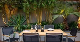 garden decor outdoor bamboo plants