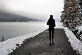 how to warm up before running in winter