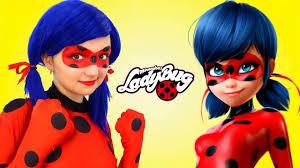 kids makeup ladybug costumes dress up