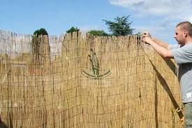 Bamboo Reed Fencing Screening Panel Buy Reed Fencing Reed Screen Reed Curtain Product On Alibaba Com
