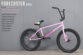 """Sunday Forecaster Aaron Ross Signature Matte Pale Pink - 20.5"""" - Albrecht  Cycle Shop 