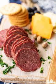 homemade beef summer sausage recipe