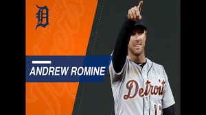 Romine plays all nine positions in one game - YouTube