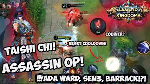 MOBA BARU! ADA WARD, SENTRY, KURIR, BARRACK DLL! - Legends Of Kingdom -  YouTube