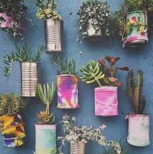 plants hippy room diy garden