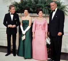 File:Princess Margaret and Lord Snowdon with Lyndon B. Johnson and ...