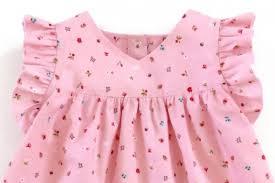 easy diy baby dress sewing pattern