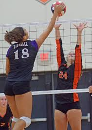 PREP VOLLEYBALL: Portage shows fight late in loss to Waunakee ...