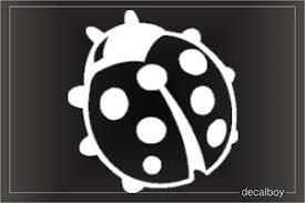 Ladybug Decals Stickers Decalboy