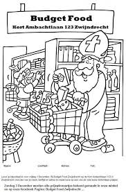 Sinterklaas Op Bezoek Bij Budget Food Zwijndrecht