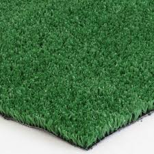 TrafficMASTER Mainstream 12 ft. Wide x Cut to Length Ivy Green Artificial  Grass-002HD - The Home Depot