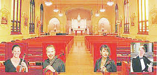 Saint Louis Cathedral Concerts announces Chamber Music Series lineup - The  Edwardsville Intelligencer