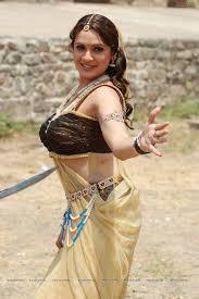 actress blouse photos: Actress Aditi Agarwal in Blouse Photos