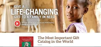 charities for family giving at the holidays