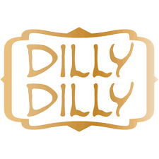 Dilly Dilly Hand Scribed Font Bud Light Inspired Vinyl Decal Sti