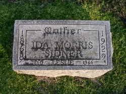 Ida Morris Sidner (1868-1929) - Find A Grave Memorial