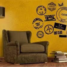 Traveling Wall Sticker Usa