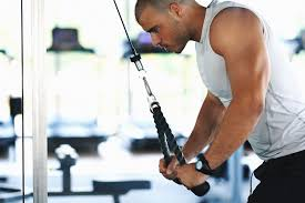 10 best arm workouts for men build and