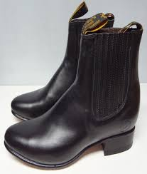 cowboy boots genuine leather western