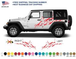 Jk Diamond Jeep Wrangler Rubicon Sahara Window Decal Sticker