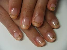 Gel Nail French Negril Nail Art Flickr